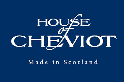 House of Cheviot Lady Tayside Sock (Navy)