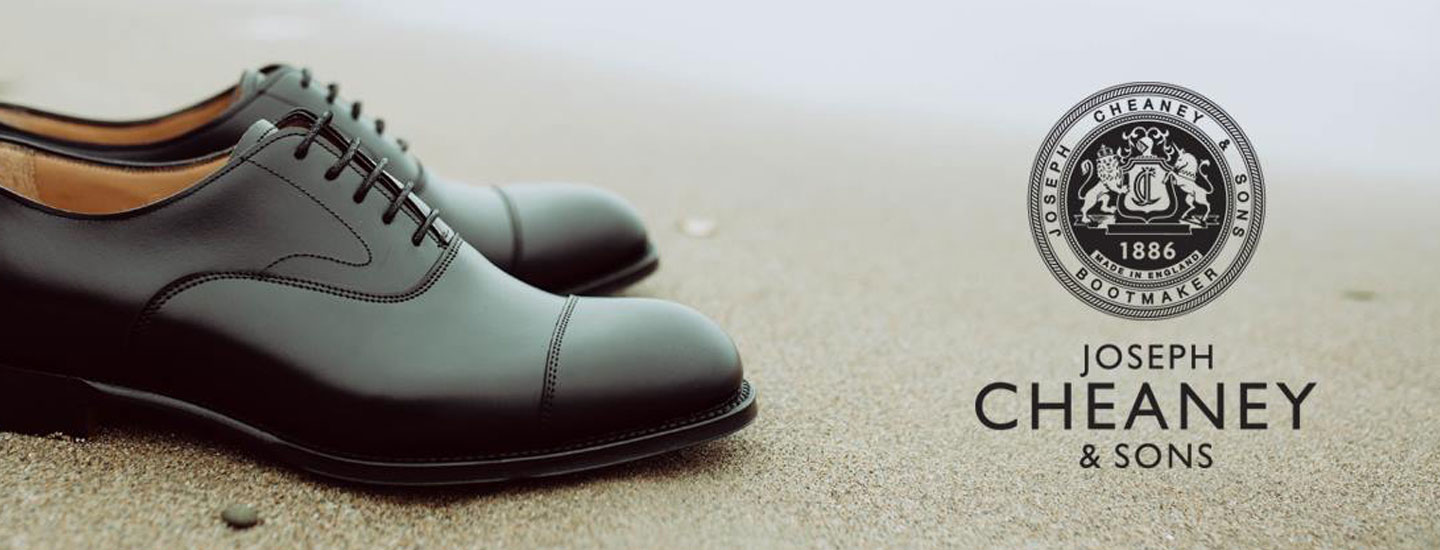New Brand Available At Tredders: Introducing Joseph Cheaney & Sons