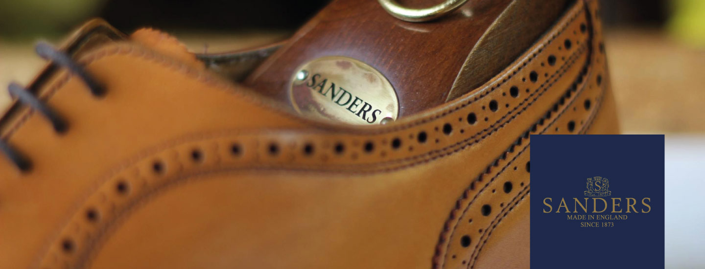 Introducing The Latest Styles From Sanders