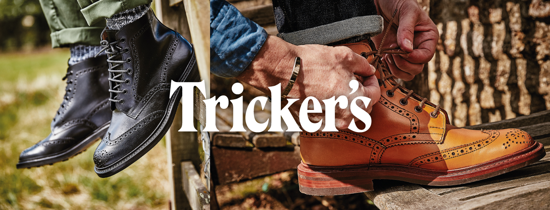Tricker's Handmade Footwear – A Closer Look