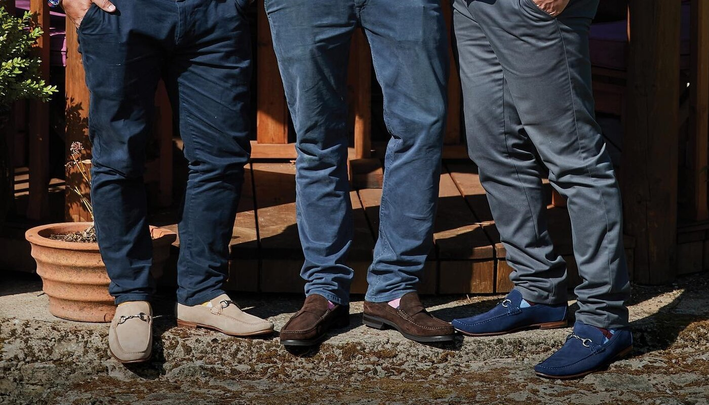 Denton's Footwear – Now Available Exclusively At Tredders