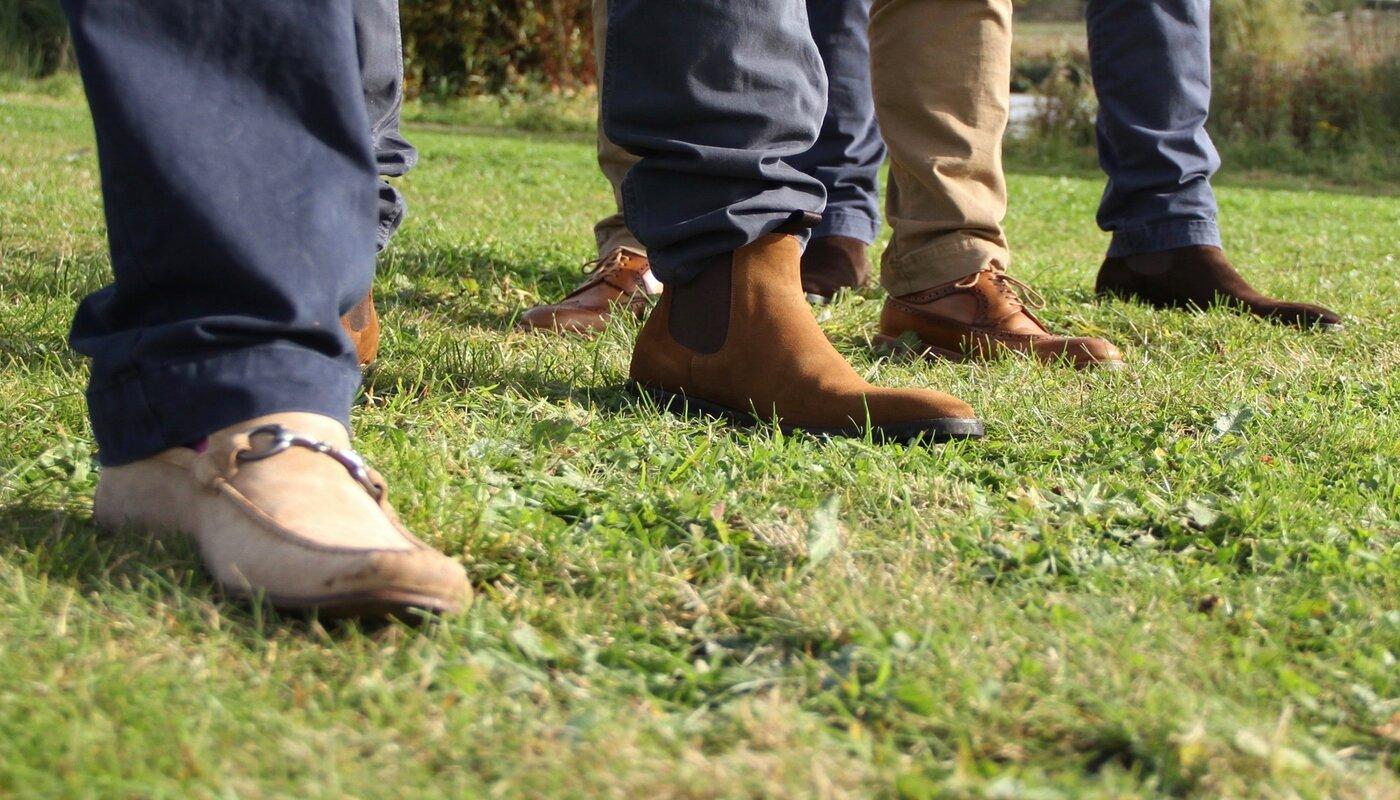 Denton's Handmade Footwear – Exclusive to Tredders