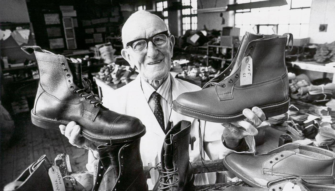 history-of-shoemaking